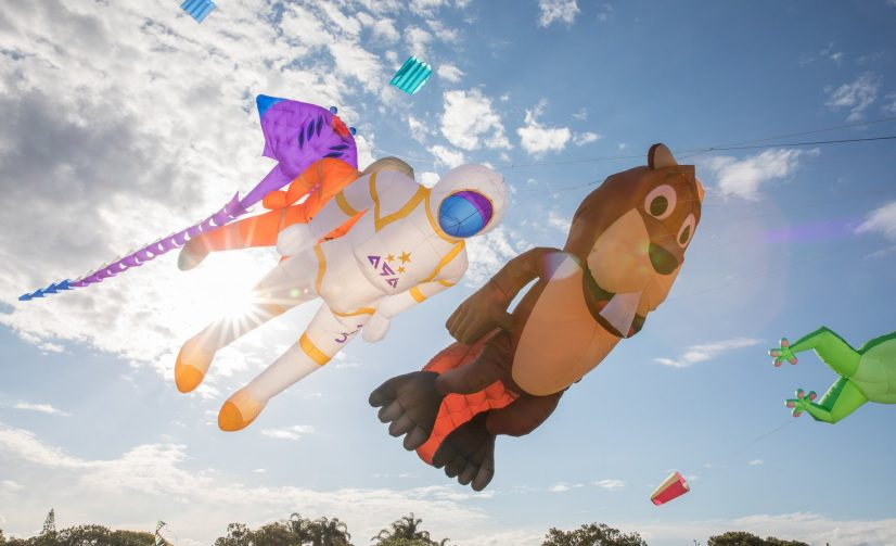 Redcliffe Kite Festival 2019 to Feature Baby Shark and Pinkfong