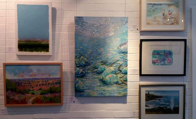 See the Best Works of Art at Redcliffe Art Society's 'Serendipity'