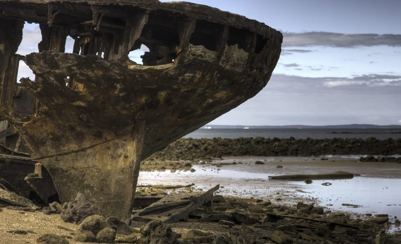 Moreton Bay Regional Council Is Set to Relocate The Gayundah Shipwreck Bow